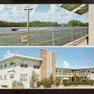 Ca 1960 LEFT BANK LODGE HOLLYWOOD FLORIDA 760
