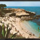 Ca 1960 A LOVELY SUNNY DAY AT LA JOLLA COVE CALIFORNIA 777