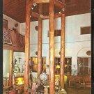 1972 INTERIOR LOBBY TAOS INN NEW MEXICO 798