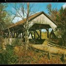 1960 COVERED BRIDGE LYNDON VERMONT 808