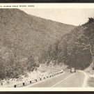 1940 MOHAWK TRAIL ALONG COLD RIVER MA WITH CLASSIC AUTO 814