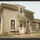 1966 THE SANTA CLAUSE SHOP CHRISTMAS COVE MAINE 817