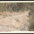 A BIG TURN OF THE MOHAWK TRAIL BERKSHIRE HILLS WHITE BORDER 833