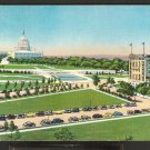 HOTEL CONTINENTAL WASHINGTON DC CAPITOL BLDG SENATE OFFICES LINEN 845
