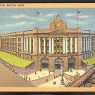 SOUTH STATION DEWEY SQUARE BOSTON MA. 849