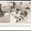 1918 NATGEO PHOTOS WW1 DOUGHBOYS NEUILLY HOSPITAL & RESTING AT ROADSIDE