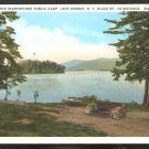 LAKE GEORGE NEW YORK HEARTHSTONE PUBLIC CAMP & BLACK MOUNTAIN 884