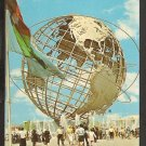 1964 THE UNISPHERE NEW YORK WORLDS FAIR