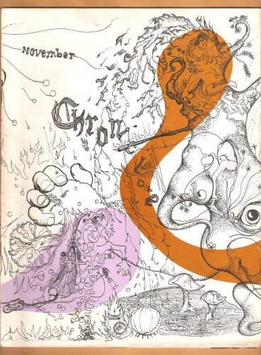 THE CLEMSON CHRONICLE NOVEMBER 1968 ISSUE VOL IX NO 1 SOUTH CAROLINA