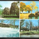 MULTI-VIEW OF THE 4 SEASONS AT THE JESUIT RETREAT HOUSE OSHKOSH WISCONSIN 948