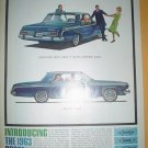 INTRODUCING THE 1963 DODGE DART 2-DOOR LIFE MAGAZINE ORIGINAL FULL PAGE AD