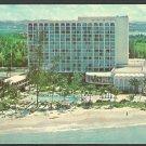 Americana Hotel San Juan Puerto Rico A Loew's Hotel 1014