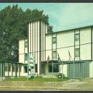 Hotel Union Magog Quebec Canada Postcard 1021