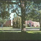 Loyola Science Center Cranwell School Lenox MA Chrome Postcard 1057