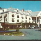 1964 Eastern Slope Inn North Conway New Hampshire Vintage Autos Chrome Postcard 54