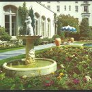 Christian Science Benevolent Association Fountain Birdbath Terrace San Francisco 77