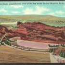 Red Rocks Amphitheatre Park of the Red Rocks Denver Mountain Parks Colorado 1083