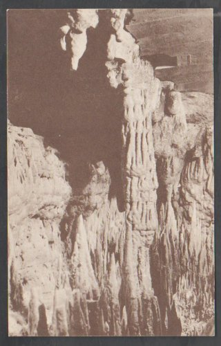 The Totem Pole Room Cave of the Mounds Blue Mounds Wisconsin Postcard 256