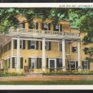Glen Iris Inn Letchworth State Park New York White Border Postcard 301