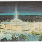 Pavilion of the Vatican New York Worlds Fair Chrome Postcard 1212