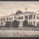 1730 Abner Wheeler House Framingham Centre MA Postcard 356