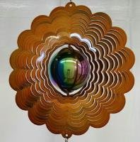 Copper Gazingball