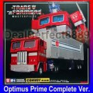 Takara Masterpiece Transformers MP-4 Optimus Prime MISB
