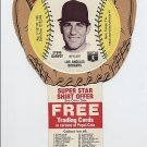 1977 Steve Garvey Pepsi Cola Baseball Glove Disc Mint!