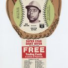 1977 Bob Watson Pepsi Cola Baseball Glove Disc