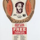 1977 Willie Stargell Pepsi Cola Baseball Glove Disc
