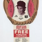 1977 Tom Seaver Pepsi Cola Baseball Glove Disc Mint!
