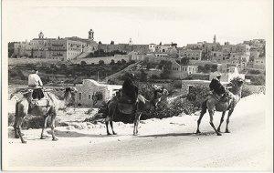 50's RPPC 3 Wise Men of Bethlehem