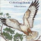 Birds of Prey Coloring Book 1989