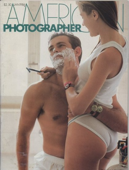 American Photographer Magazine Jan 1986 Joseph Koudelka Lichfield