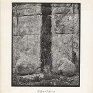 "Aperture 16""3 1972 Thomas Eakins, Walt Whitman, Ernest Bloch"