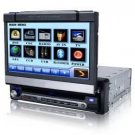 Model 7800 Single DIN In-Dash DVD Player