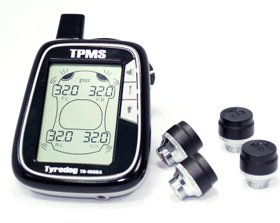 Model 1000A Tire Pressure Monitor System