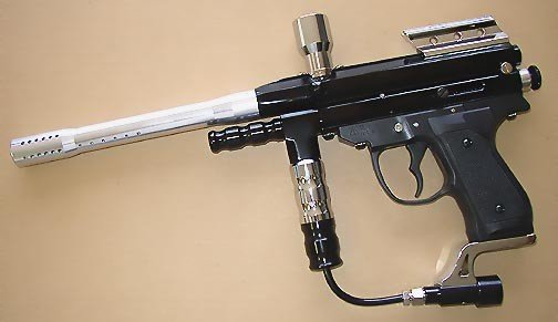 Semi-Automatic Paintball Gun .68 Caliber