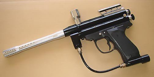 Electronic Paintball Gun .68 Caliber