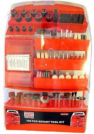150 Pcs Rotary Tool Kit