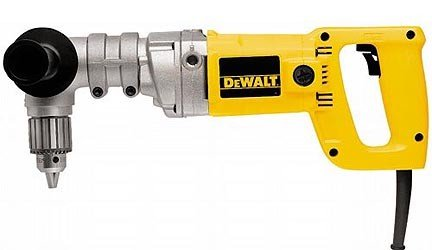 Heavy Duty 1-2 (13mm) Right Angle Drill Kit - DeWalt