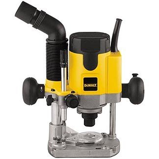 Heavy Duty 2 HP EVS Plunge Router - DeWalt
