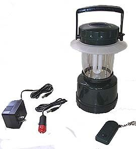 Camping Lantern With Remote Control