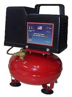 Mini Air Compressor - Pancake