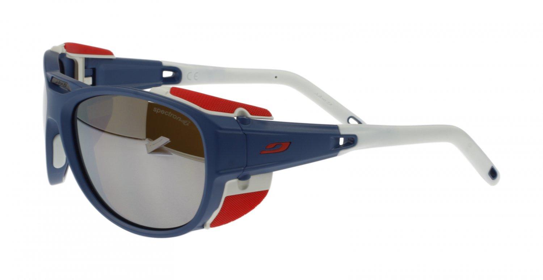 fdea857a3f Julbo Explorer 2.0 Matt Blue Sunglasses