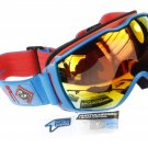 Julbo Aerospace Ski Goggle, Snow Tiger Photochromic Anti-Fog Double Lens, Superflow Ventilation