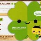 Q-Lia Smile Clover Letter Set
