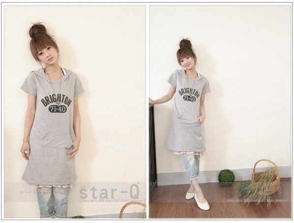 #603 Sweater Grey
