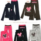 Mickey Mouse Sweat Pants and Sweater