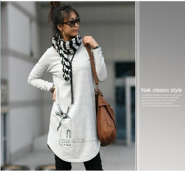 Nak Classic Style Top